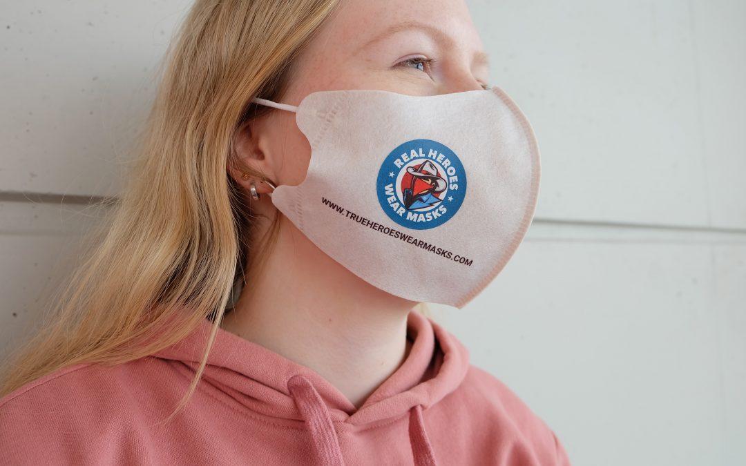 Gesichtsmasken mit Botschaft – Nepata Firmengruppe trotzt Corona-Krise mit neuen Angeboten
