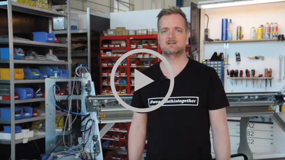VIDEO: Warum NEPATA Maschinen? Die Vorteile allgemein
