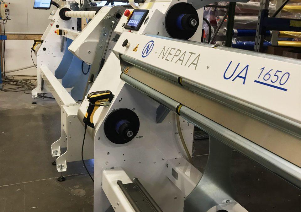 SERVICE: NEPATA-Maschinen jetzt auch zur Langzeitmiete
